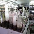venta al por mayor claro natural de cuarzo obelisco metafísica y el patrón de la curación varitas de cristal