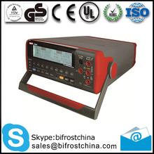 UNI-T Modern and Intelligent LCD Backlight Data Hold Manual Range Bench Type Digital Multimeters UT805A