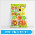 الساخن المنتجات أداة مطبخ صغير من البلاستيك لعبة للأطفال