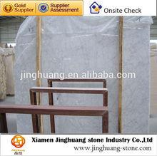 Cararra white marble slab ,white marble tile