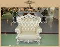 vintage klasik ülke fransız tarzı katı ahşap kanepe mobilya
