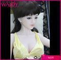 caliente venta de china artificial de mama de silicona muñecainflable para el sexo