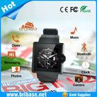 Android system Bluetooth Digital WIFI GPS FM Smart Watch Phone dual sim