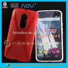X line design cover for MOTO X+1 XT1097 mobile phone case
