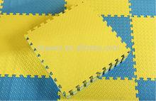 ECO-friendly eva plush baby play mat