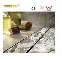 WELDON 2014 hot sale 4 inches stainless steel floor drain