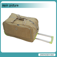 Good price of travel outdoor trolley bag