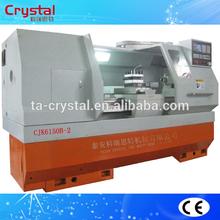 3 gears with one handle cnc horizontal lathemachine tools names CJK6150B-2