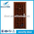 De acero inoxidable de seguridad residencial puerta y marco kd-20