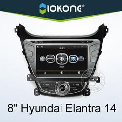 audio car for Hyundai Elantra 2014, in radio company