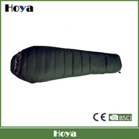 Multi- comfort Oliver Green Duck Down Sleeping Bags