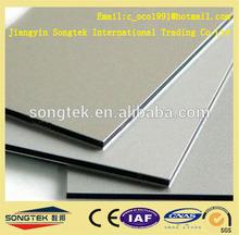 XinYuan modern2014 ACP/ACM/ mirror aluminum composite panels