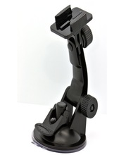 Quick Release suction cup Bracket Holder Car Mount for GoPro Tripod Mount for GoPro Hero3+/3/2