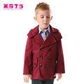 chinês guangzhou atacado roupa menino casaco formal estilos ocidentais de mama pelagem dupla com baby hoody jaqueta de inverno