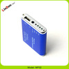 Hot Selling Aluminum 3000mAh Mobile Power Pack For Mobile Phone, Tablets