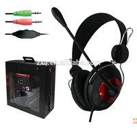 shenzhen manufacturer headphone for computer