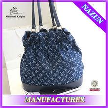 2014 New design china factory price lady pu brand messenger bag
