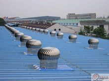 800mm industrial roof powerless vent cover