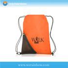 wholesale promotional cotton or nylon drawstring bag