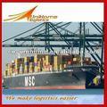 international shipping company en provenance de chine vers la tunisie