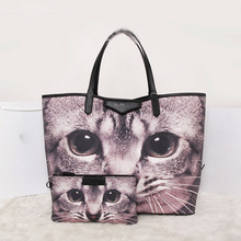 cute cat purse and handbag for girls