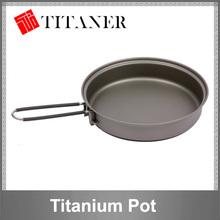 outdoor titanium enamel cast iron pot