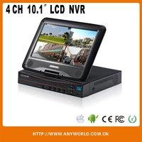 NVR, 4 Ch Wireless Dvr Kit, High Quality Dvr System,Cctv Camera NVR