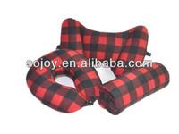 Best Selling Travel Set: Lumbar Support + Neck Pillow + Throw Blanket