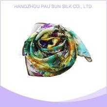 Elegant individual trendy fashion air hostess scarf
