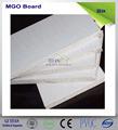 oxyde de magnésium 5mm panneaux en fibre de verre pour salle de bain