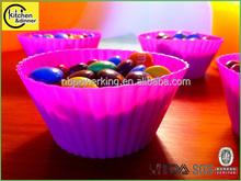 silicone mold cupcake