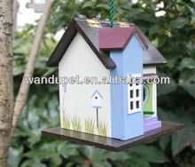 Decorative woodern bird cage wholesales