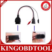 fiat 3pin Fiat Alfa Lancia 3 Pin Male To 16 Pin OBD2 OBDII Female Adapter Cable Diagnostic OBD/OBD2 Car Scanner Tool Cable
