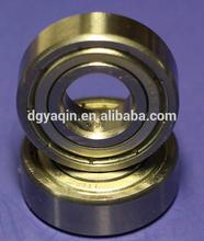 China High Quality 0.375x0.875x0.2812 inch r6z bearing Deep Groove Sealed