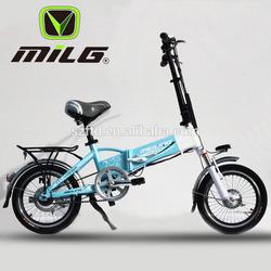 ZDB 240W folding lithium battery for electric bike