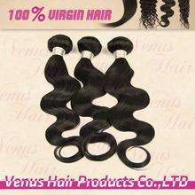6A Virgin Hair Body Wave Unprocessed brazilian Virgin Human Hair Weaves Wavy