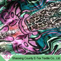 shaoxing textile fashionable design yoyo chiffon fabric