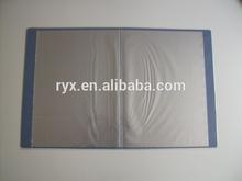 plastic clear pockets presentation PP display book