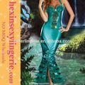 новое направление высокие сексуальные дизайн русалка костюм картины