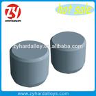 sintered tungsten carbide flat top button