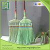 long straw broom with bamboo handle, straw bamboo broom, straw broom