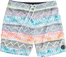 dye sublimation quick dry customer brand men beach short