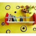 wood decorative wall shelf bracket