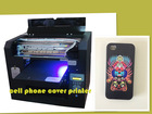 small size embossed phone case/cellphone case/mobile case printing machine