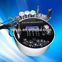 Fast Shipping Portable Handheld jade Facial Skin Diamond Peeling Beauty Machine & Diamond Dermabrasion instrument