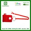 wholesale elastic lanyard cell phone holder