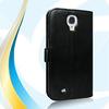 folio flip luxury wallet pu leather case cover id card slot for samsung galaxy s4 mini i9190