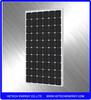 China manufacturer Monocrystalline 245w solar panel photovoltaics