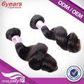 nuevo diseño de primas de plumas de gallo para las extensiones de cabello barato