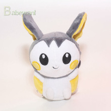 cheap and high quanlity Pocket Monster Conductive flying squirrels plush toy plush toy cat